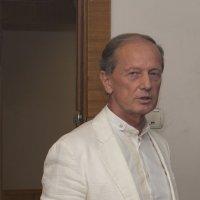 Михаил Николаевич перед выступлением 7 лет назад :: Михаил Тищенко