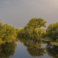 Летом на реке :: Сергей Цветков