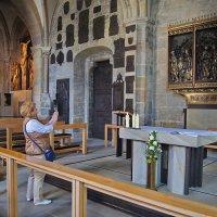 В часовне(собор в Бамберге) :: irina Schwarzer