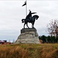 Памятник легендарному основателю г. Елабуги :: Надежда