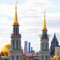 Москва-Сити :: Андрей
