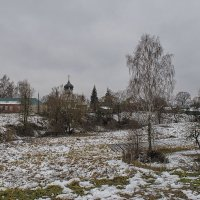В ноябре. :: Елена Струкова