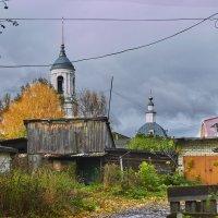 Муромский дворик. :: НАТАЛЬЯ