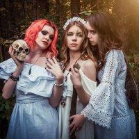 Три сестры :: Анастасия Казакова