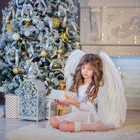 Рождественский ангел :: Елена Федорова