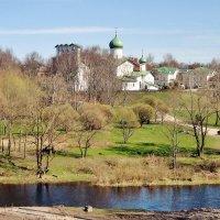 Церковь во Пскове :: Leonid Tabakov