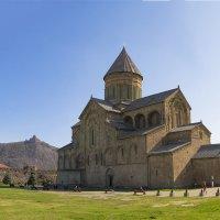 Храм Светицховели в Мцхета :: Александр Метт