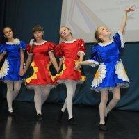 Это динамичный танец)))) :: Колибри М