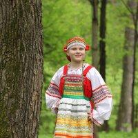 Гуляла песенка в лесу.. :: Ирина Котенева