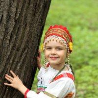 В лесу.. :: Ирина Котенева