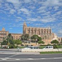 Кафедральный собор г.Пальма де Майёрка :: Виталий Селиванов