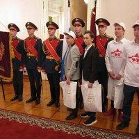 С Калашниковым :: Дмитрий Никитин