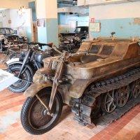 Военно-технический музей. с. Ивановское. :: tatiana