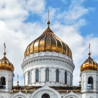Золотые купола :: Марина Шанаурова (Дедова)