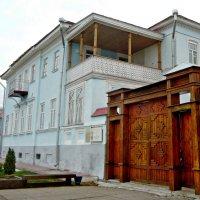 Дом-музей Ивана Шишкина :: Надежда