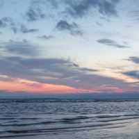 Закаты финского залива :: Дмитрий Балагуров