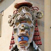 Детали - фамильные гербы в Италии :: ДмитрийМ Меньшиков