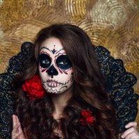santa muerte :: Александра Реброва