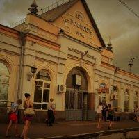 На дальней станции сойду.. :: Лариса Красноперова