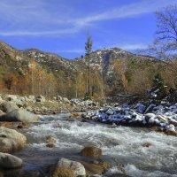 Осень в горах... :: Сергей Мурзин