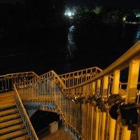 Золотая свадебная лестница в небо!... :: Алекс Аро Аро
