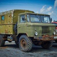 Газ-66 (шишига) :: Владислав Левашов
