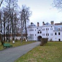 На территории замка :: Natalia Alekseeva
