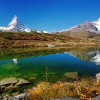 горы имеют власть ... :: Elena Wymann