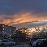 Закатное... :: Сергей Коваленко
