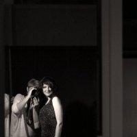 Творческий процесс фотосессии :: Оксана Грищенко
