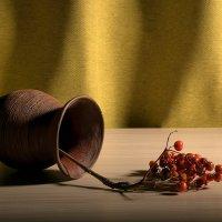 Ноябрь :: Милоцвета (Александра Баранова)