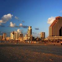 """Тель Авив: """"Пляж"""" :: Aleks Ben Israel"""