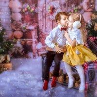 Новогодняя открытка1 :: Ольга Егорова