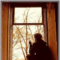 Сидя у раскрытого окошка... :: Vladimir Semenchukov