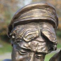 Фрагмент скульптуры :: ДмитрийМ Меньшиков