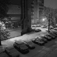 Ночь в ноябре :: Александр Буянов