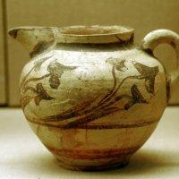 Археологические сокровища Санторини. Неолитическая керамика. :: Надя Кушнир