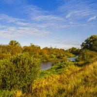 Осень :: Сергей Цветков