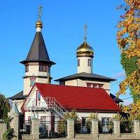 Храм Нарвской иконы Божией Матери :: Marina Pavlova