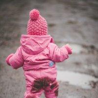 счастливые моменты детства :: Кристина Толстикова