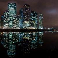 Москва Сити :: KotoPalych Gf