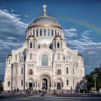 Морской собор святителя Николая Чудотворца. :: Лилия .