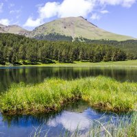 "Озеро ""Хурлау-Кель"" :: Диана"