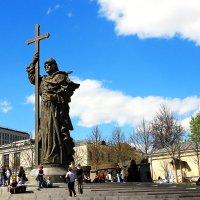 Памятник Владимиру Великому (Москва) :: Иван