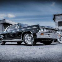 Oldsmobile Dynamic 88 :: Андрей Неуймин
