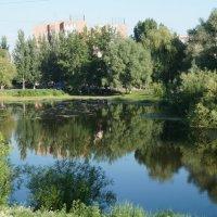 Озеро :: Владимир RD4HX Сёмушкин
