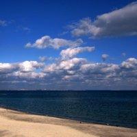 а море осенью совсем другое... :: Людмила