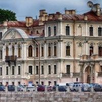 Питер дом на Фонтанке :: Юрий Плеханов