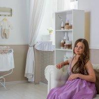 будущая мамочка :: Оксана Кузьмина