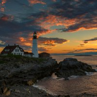 Lighthouse :: Lucky Photographer
